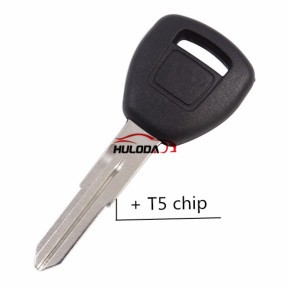 For Honda  Acura Transponder Key - HD103 Style the Logo looks like  H  with T5 chip