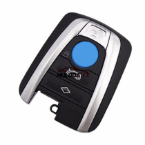 Original For BMW 4 button smart card remote key with 433Mhz HITAG Pro  chip 5FA 011920-17 For BMW 6805982-01 FCCID:NBGIDGND1 185409-10 CMIIT ID:2013DJ5983 IC:2694A-IDGNG1 CCAI13LP1140T1