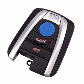 Original BMW 3+1 button keyless  remote keys with 434mhz (HITAG Pro)