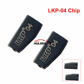 LKP04 carbon transponder chip it is cloneable for Toyota H chip, copy by Tango programmer