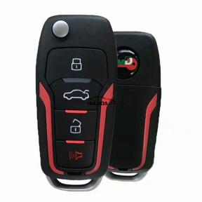 JMD Super 3 button remote key for Handy Baby II for Ford Style