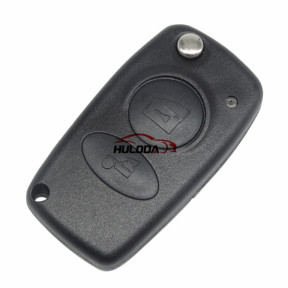 For Alfa 2 button remote key blank