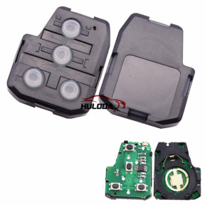 For Toyota 3 button remote key with 433Mhz FCCID:GQ4-52T/HYQ12BDS