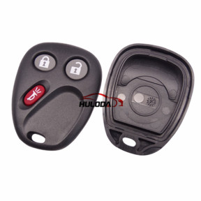 Buick 2+1 button remote key blank Without Battery Place