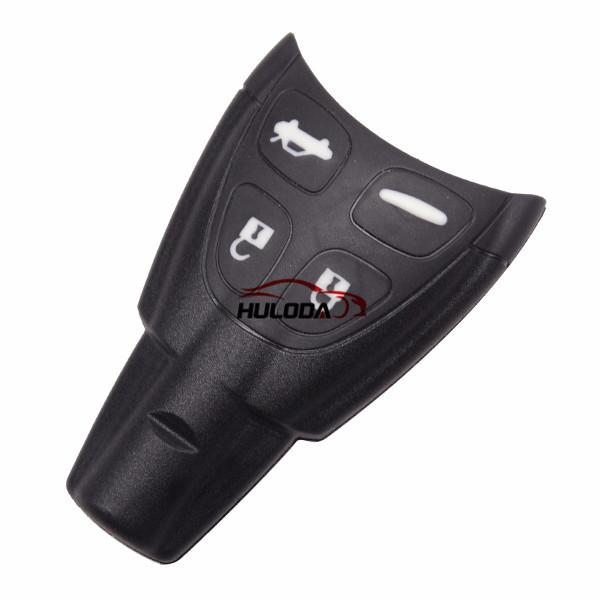 For SAAB 4 button remote key blank