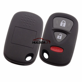 For Suzuki 3 button remote key blank