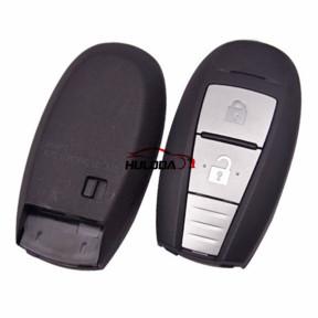 For Original Suzuki 2 button remote key blank