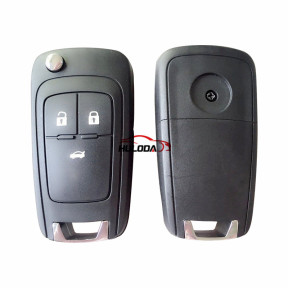 For  Chevrolet Sail 3 Button Replacement Shell For 15-19 years