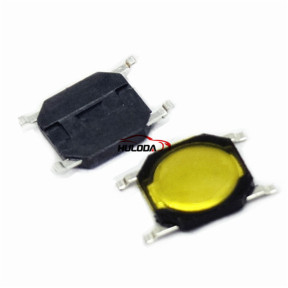Muti-function remote key button PCB button. It is easy for locksmith engineer to use. 10# Size:L:4.8mm,W:4.8mm,H:0.8mm