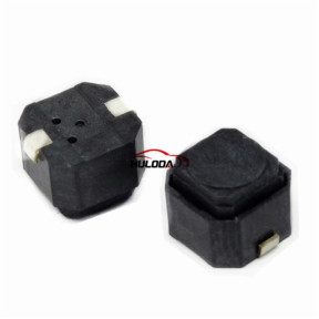 Key button for the car dashboard (Origianl from Japan) 19# Size:L:6mm,W:6.05mm, H:4.9mm