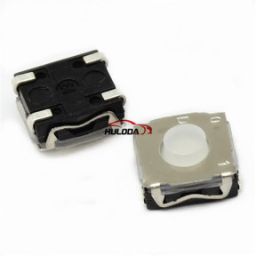 Key button for the car dashboard (Origianl from Japan) 2# Size:L:6.35mm,W:6.35mm,H:3.4mm