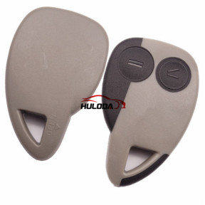 For Renault 2 button remote key  blank