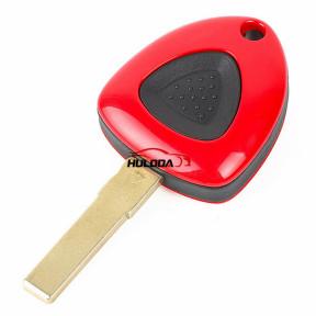 Ferrari 1 button remote key shell no logo