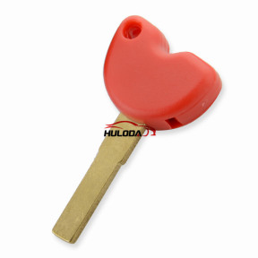 For Piaggio  motorcycle key case(red)