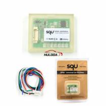 SQU OF68 Universal Car Emulator Mini Parts Big Works SQU OF68 support IMMO/Seat accupancy sensor/Tacho Programs