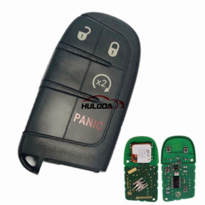 original GM 3+1 button remote key with 434MHZ with 7945 chip