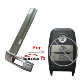 Kia K5 right key  bladekey  blade