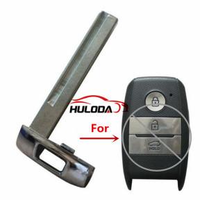 Kia K5 left key  blade