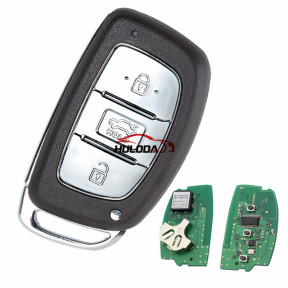 For New Hyundai Tucson 2015+ keyless Smart 3 button remote key with Hitag3 47chip 433mhz FSK P/N : 95440-D3000  95440-F8000