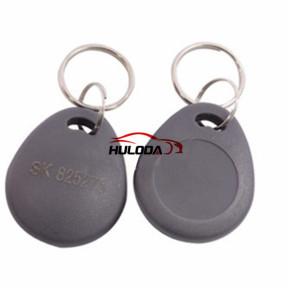 Gray colour ID copy buckle, ID big buckle, repeatable ID buckle, access control community buckle,