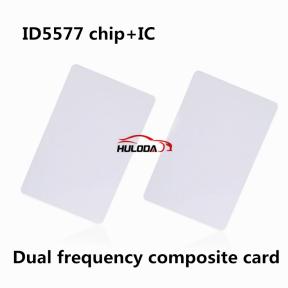 13.56Mhz IC Keyfobs Clone Cards Duplicator Copy 125khz RFID Card Proximity Rewritable Writable Copiable Duplicate Access Control
