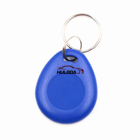 Blue colour ID copy buckle, ID big buckle, repeatable ID buckle, access control community buckle