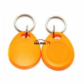 orange colour ID copy buckle, ID big buckle, repeatable ID buckle, access control community buckle