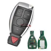 For Benz 3+1 button remote  key with 434MHZ