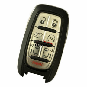 For Original Chrysler Pacifica Smart Key Proximity Keyless Remote Fob 68238689 with 433MHz FCC ID : M3N-97395900 IC : 7812A-97395900 P/N : 68238689 AC For:2017 CHRYSLER PACIFICA