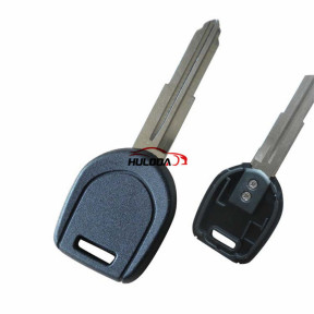 For Mitsubish transponder key blank with right blade (can put TPX chip)