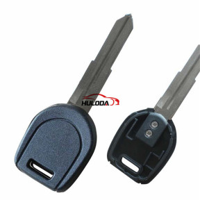 For Mitsubish transponder key blank with left blade (can put TPX long chip)