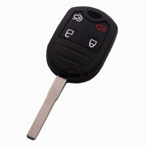 For Ford 4 button remote key with 315mhz ASK Without 4D63 Chip FCC ID: OUCD6000022                CWTWB1U793