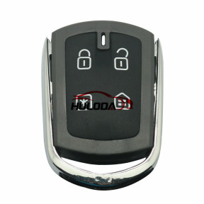For Brazil  4 button remote Key blank