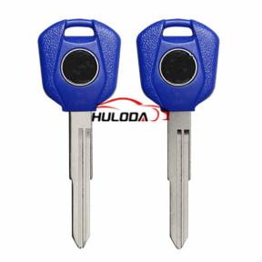 For Honda-Motor  bike key blue