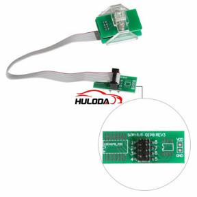 OEM BMW FEM-BDC IMMO 95128/95256 Chip Dash 35080/35160 Data Reading 8-PIN Adapter for VVDI Prog