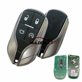 After Market For Maserati 4 button remote key with 433mhz