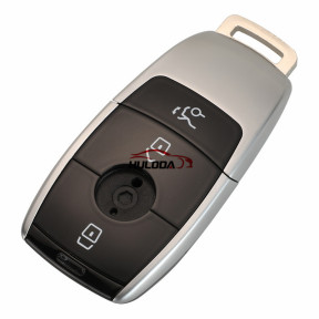 2020 New  Black Replacement  3 Button Smart Remote Key Shell ,for Mercedes-Benz Uncut Key Blade, for Mercedes-Benz C200L E300L S320 GLC