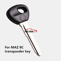 Original  for MAZDA 8C Transponder key