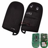 Original For Fiat 3 button remote key with 434mhz with PCF7945/7953 chip 56046760AB, FCCID:M3N40821302 IC:7812A40821302 RXXXXXXXX-XXXJD  PCB printed: 28.4082-1302.1