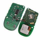 Original For Fiat 3 button remote key with 434mhz with PCF7945/7953 chip 56046760AB, FCCID:M3N40821302 IC:7812A40821302 RXXXXXXXX-XXXJD  PCB printed: 28.4082-1302.1
