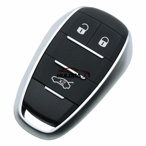 Original For Alfa Romeo 3 button Smart Key  434 MHz HITAG 128-bit AES The pcb board is original The key pad is original