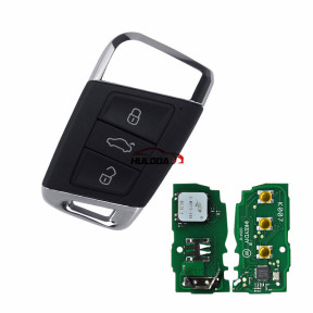 KEYDIY for alfa style ZB17 button  smart remote key For KD900,URG200,mini KD and KD-X2 generate new keys ,For produce any model  remote