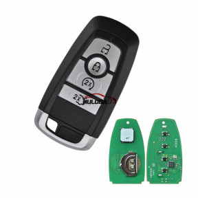 KEYDIY for ford style ZB21-5 button  smart remote key For KD900,URG200,mini KD and KD-X2 generate new keys ,For produce any model  remote