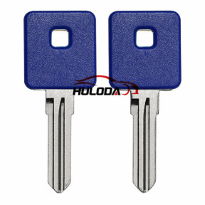 For Harley motor key shell with blue colour