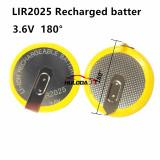 For BMW Recharged batter with LTR2025 model,3.6V 180° foot position