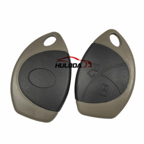 For Toyota  2 Button   remote key Shell,Without key blade