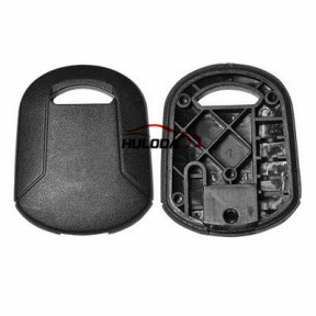 universal transponder key shell MFK for  Daihatsu