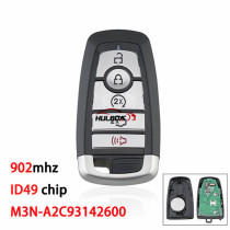 For Ford Car Remote Key with  902mhz ,M3N-A2C93142600 for Ford  2017 2018 Expedition Explorer 2018 2019 Car Keys