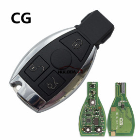 Original CGDI MB CG 3 button remote Key for 315MHZ/433M Working with CGDI MB Programmer