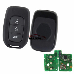 original For Renault 3 button remote key with 434mhz chip is PCF7961M(HITAG AES)chip- 2EE 00508         IC:1788F-FWE1G0003 FCCID:CWTWE1G0003   Model:TWE1G0003